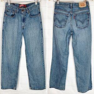 Levis Vintage 550 Jeans 18 Slim W 27 L 29